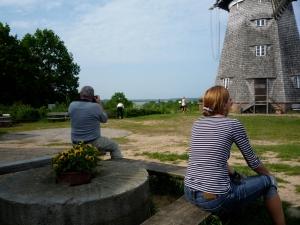 Aber da war es doch, das Mühlenmuseum, da war es doch…