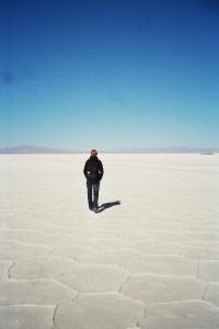 Wüste Abenteuer Einsamkeit