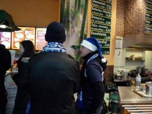 Sittsame Hertha-Fans im Union-dominierten Köpenick