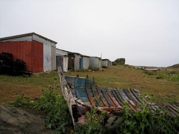 Hundert Jahre Einsamkeit – aufgegebener Hafen