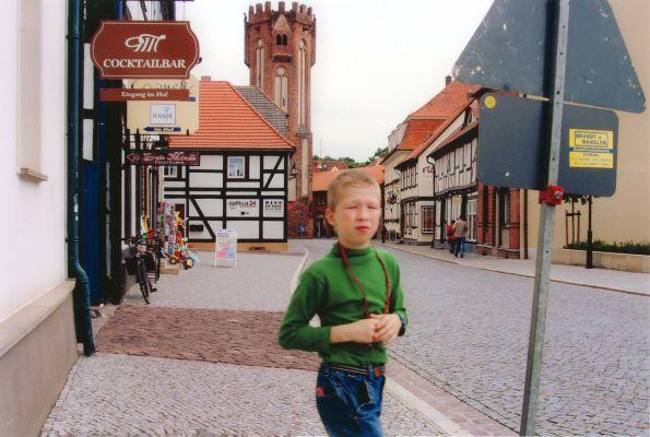 Tangermünde. Die alte Stadt ist neu gepflastert © Christian Brachwitz