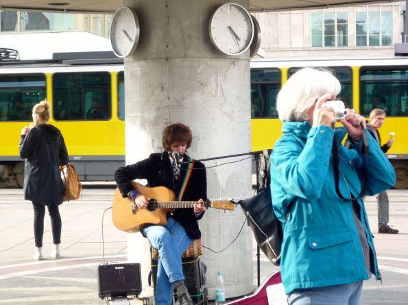 Toby Parker, Wandering Minstrel aus Liverpool