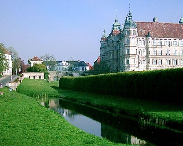 Meine Stadt, mein Schloss …