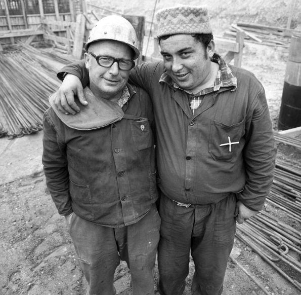 Die Ungarn bevorzugte andere Kappen als deutschen Eisenbieger. Das Foto ist von 1978, der Text 1984 © Foto und Text: Christian Brachwitz