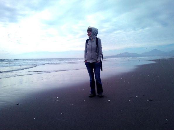 Deine Heimat ist das Meer, genau gesagt der Pazifik Foto: Charlotte Bastian