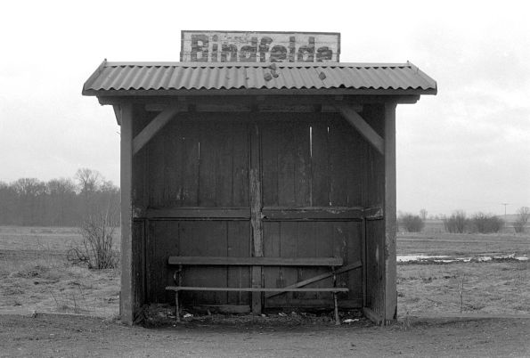 Wo der Bus nicht lange oder aber überhaupt nicht hält © Christian Brachwitz