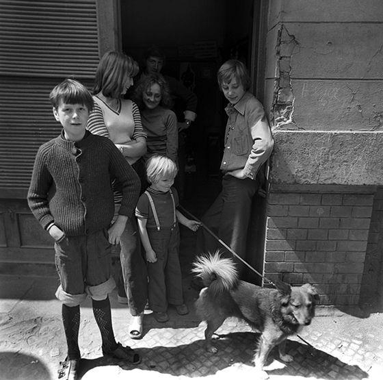 Familienglück Halle an der Saale 1978 © Christian Brachwitz
