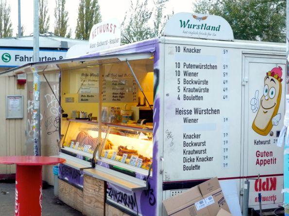 Deutschland – Wurstland. Hat keiner Hunger?