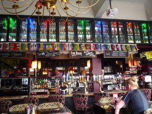 Die bunte Welt der Parnell Bar