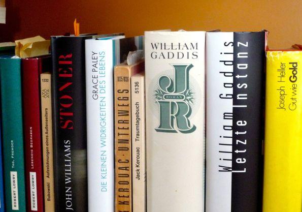John Williams unter den besten Köpfen seiner Generation, das heißt, ihren Büchern