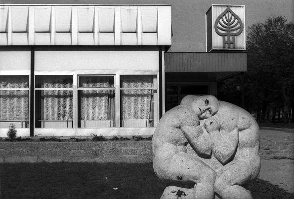 Zugewandtheit in Beton © Christian Brachwitz