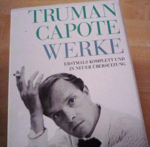 Capote schaut uns an. Die unübertreffliche Gesamtausgabe des Verlags Kein & Aber Zürich