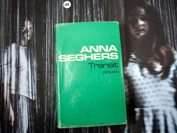 Ein DT-Flyer, ein Roman