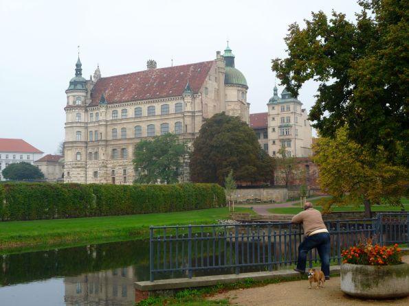 Ruhe am Schloss