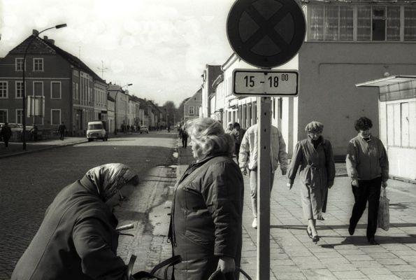 Schwedt 1989. Die Ruhe vor dem Sturm © Christian Brachwitz