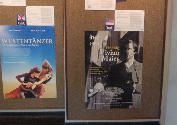 Finding Vivian Maier in den Hackeschen Höfen Berlin, schon ein paar Wochen her