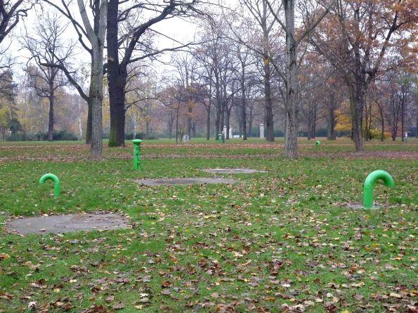 Herbst in Berlin, Endzeit im Tatort