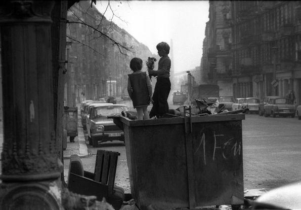 Berlin Prenzlauer Berg 1979. Soeht aber älter aus. © Christian Brachwitz