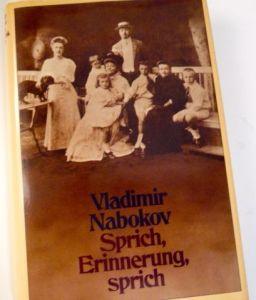 Nabokovs Erinnerungen, erschienen einst bei Rowohlt