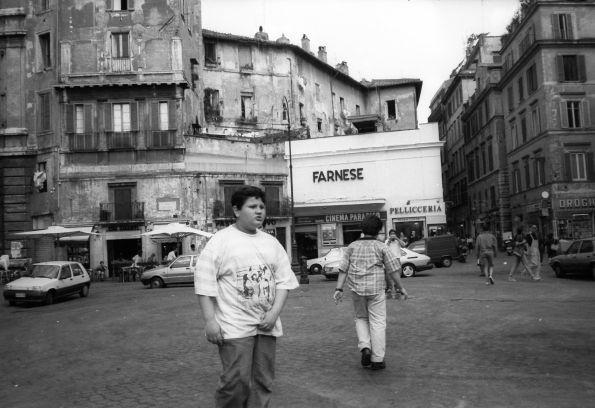 Rom, ewige Stadt, hier im Jahr 1990 © Christian Brachwitz