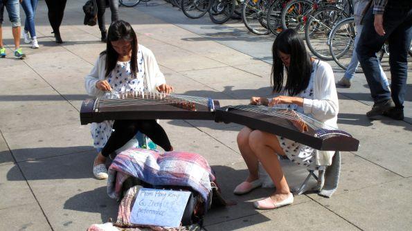 Und die Musik der anderen, hier: Hongkong