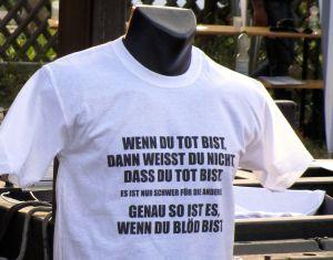 Russischer Humor? Deutscher Humor?