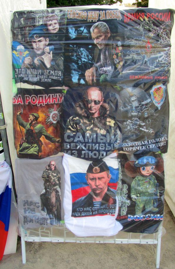 Der lange Weg zu Putin