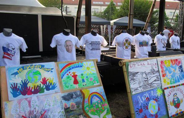 Galerie der Bilder und Shirts