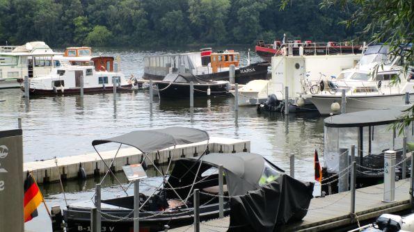 Citymarina in der Rummelsburger Bucht