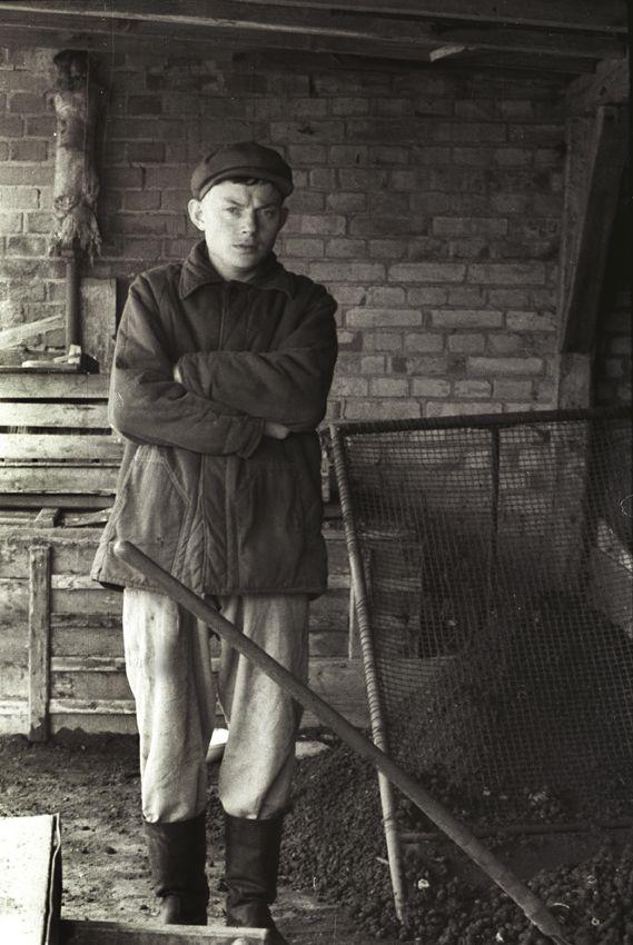 Junger Mann mit Mütze © Christian Brachwitz
