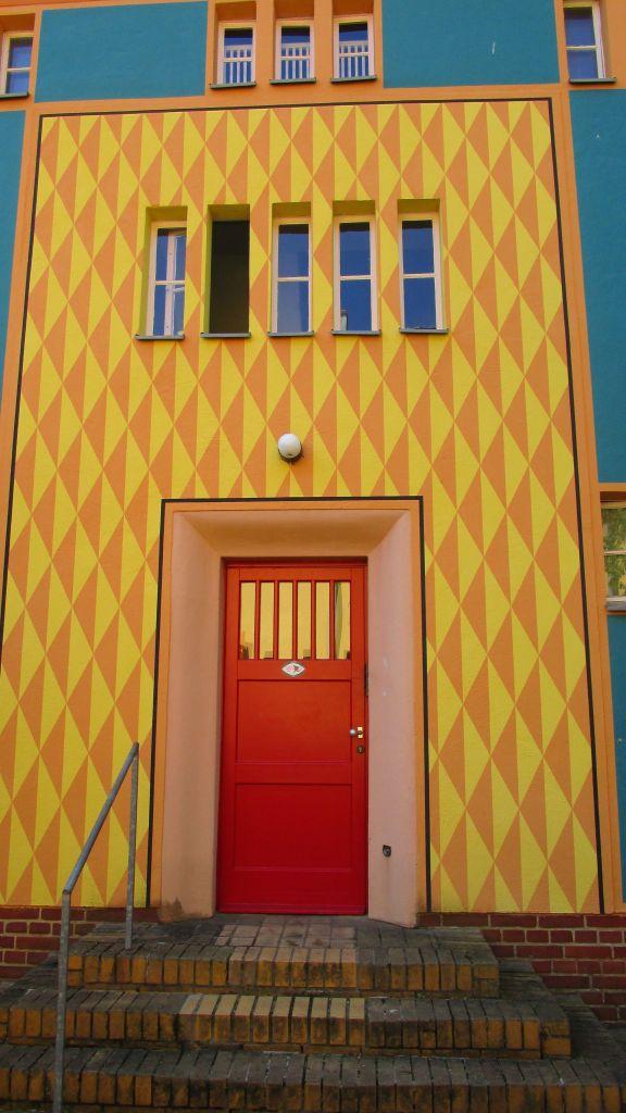 Hier ging der Maler mit dem Architekten durch Fotos © Doberenz, Kopka