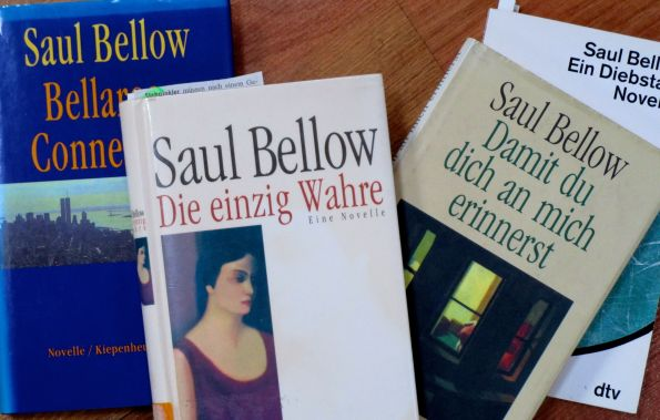 Bellows deutscher Verlag ist natürlich Kiepenheuer & Witsch