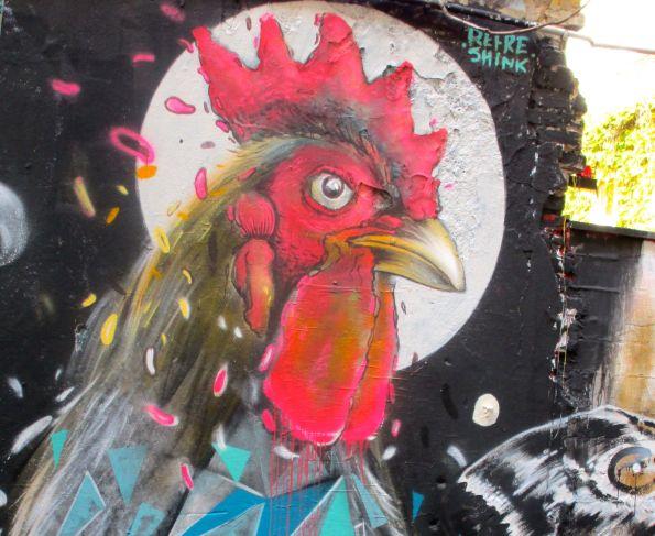 Steige hoch, du roter Adler …