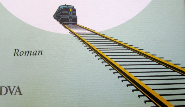 """Detail des Umschlag von """"Gehe hin, stelle einen Wächter"""" nach dem Originalentwuf von Jarrod Taylor"""