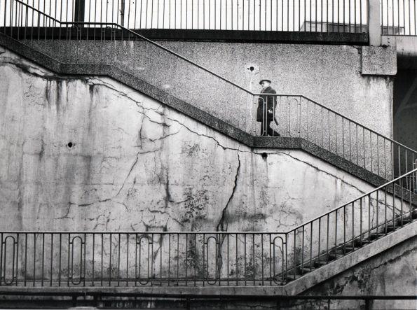 Warschau im Jahre 81. Die Uferbefestigung sieht heute besser aus, hundert Prozent © Christian Brachwitz