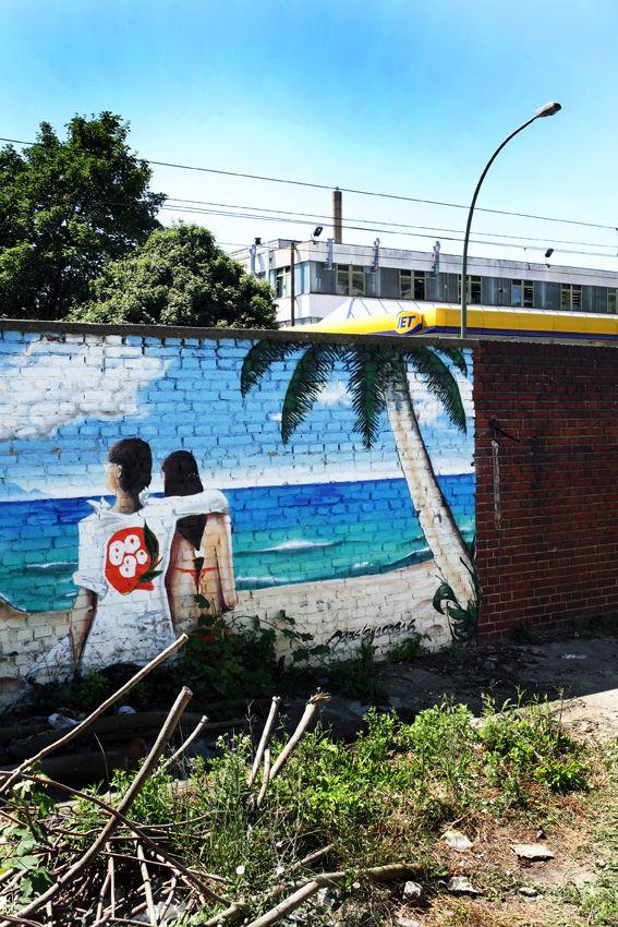 Vor uns die Südsee, hinter uns der Müll © Christian Brachwitz