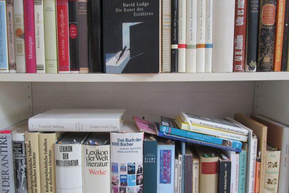 Man müsste auch nicht so viele Bücher kaufen