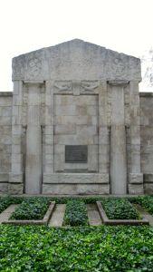 Das Rathenau-Grab
