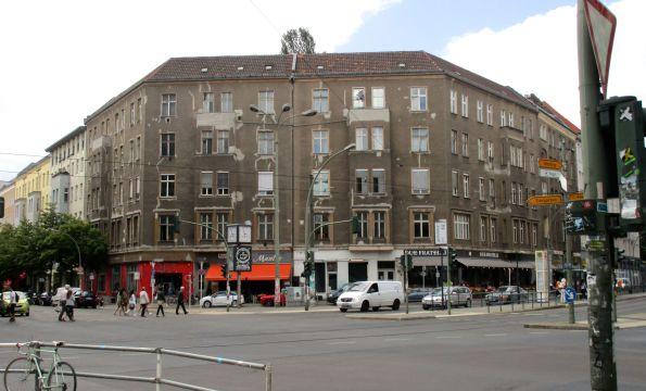 Berlins Donnerstaggesicht © Fritz-Jochen Kopka