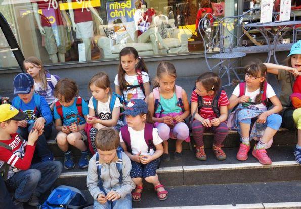 Normal sind Berliner Kinder frecher © Christian Brachwitz