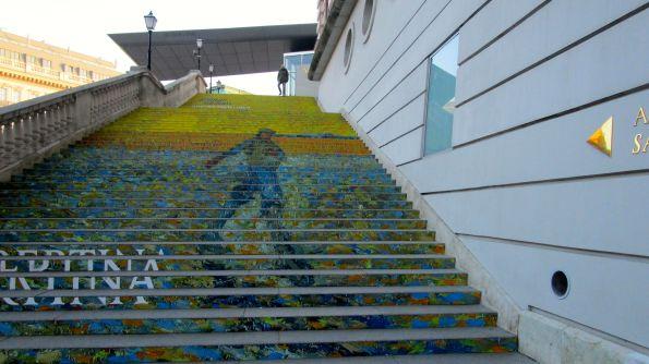 Wege zum Pointillismus, Seurat, Signac und van Gogh © Andrea Doberenz